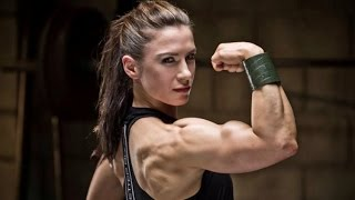 getlinkyoutube.com-Top 10 Hottest and Sexiest Female Bodybuilders of All Time