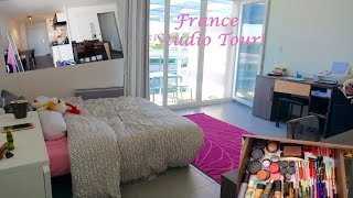 My Studio Tour in France! :)