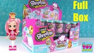 getlinkyoutube.com-Shopkins Full Box Season 6 Chef Club 2 Pack Opening Toy Review   PSToyReviews