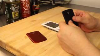 getlinkyoutube.com-Blackberry 9810 / Torch 2 Battery Door replacements