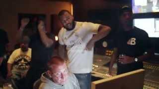 getlinkyoutube.com-The Game ft Drake 100 (Live studio session)