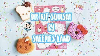 getlinkyoutube.com-DIY KIT SQUISHY (by Sheepies Land)