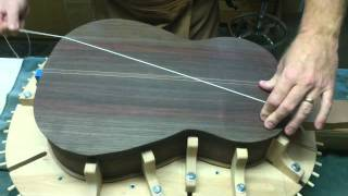 getlinkyoutube.com-Stephen Boone Guitar Maker-Classical guitar making. My 24th guitar build