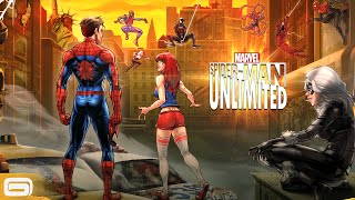 Spider-Man Unlimited - Spider-Island Trailer