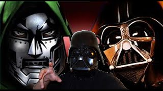 getlinkyoutube.com-Darth Vader vs Doctor Doom DEATH BATTLE REACTION!!