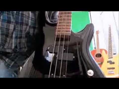 Electric bass guitar hasguitar rino88 2014 series