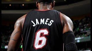 NBA LeBron James Mix - Monster (ft. Imagine Dragons) [HD]