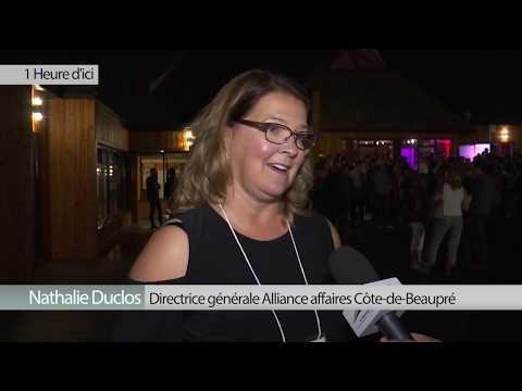 5 à 7 Entre ciel et terre d'Alliance affaires Côte-de-Beaupré