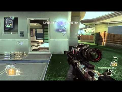 Black Ops 2 Quadfeed (Free clip to edit)