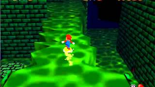 getlinkyoutube.com-Super Mario 64 Star Revenge: Bowser's Colorful Hexagons (5 top secret stars)