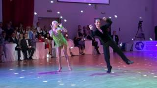 getlinkyoutube.com-Riccardo Cocchi & Yulia Zagoruychenko | Saint-Petersburg Dance Holidays 2016 Gala Show | Jive