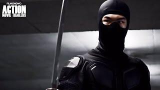 getlinkyoutube.com-HUNT FOR HIROSHI Official Trailer - Ninja Action Movie [HD]
