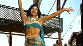 getlinkyoutube.com-سامية جمال فى الفيلم العالمى Samiia Gamal in Valley Of The kings 1954