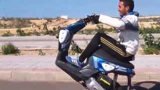 getlinkyoutube.com-Mohammed belkasmi - Safi stunt 2013