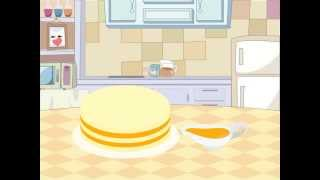 getlinkyoutube.com-วิธีทำเค้กส้ม Orange Cake