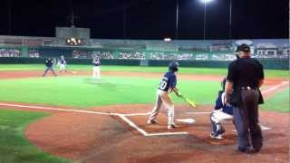 getlinkyoutube.com-12 year old Catcher celebrates a strikeout and a win... is ejected!