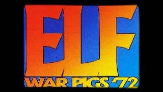 Elf - War Pigs (1972) Ronnie James Dio