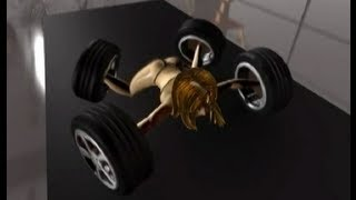 getlinkyoutube.com-Female into Car TF Animation