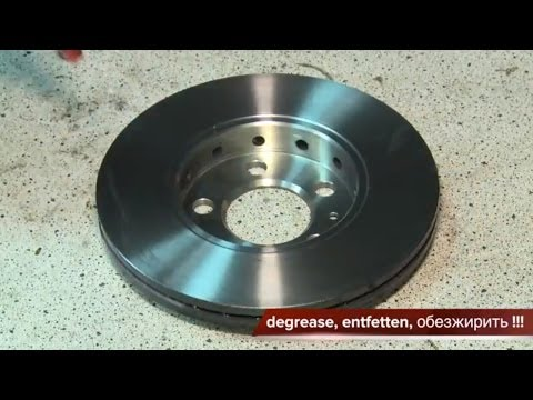 (* VW POLO 9N *)(BREMSEN VORNE WECHSELN) How to Replace Disc Brakes