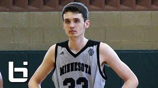 getlinkyoutube.com-16 year old Matthew Hurt Has NBA Dreams! 5-Star Recruit Plays Beyond His Years
