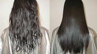 getlinkyoutube.com-وصفة كورية لتنعيم الشعر الجاف ليصبح مثل الحرير في 10 دقائق