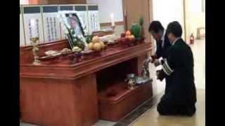 getlinkyoutube.com-이을상초계 장례식