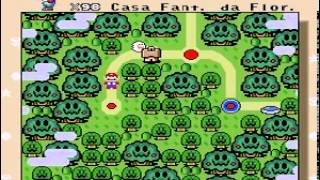 getlinkyoutube.com-Detonado Super Mario World - Forest of Illusion