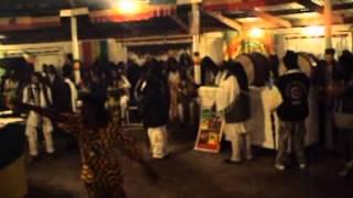 82nd Coronation - Nyahbhingi Order - Marcus Garvey Camp - Azania - Part 3