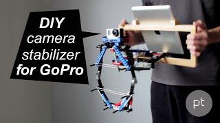 getlinkyoutube.com-DIY gopro camera stabilizer for free - producttank