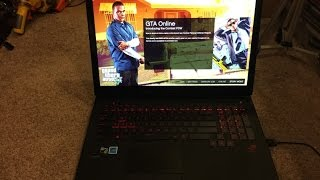 getlinkyoutube.com-Unboxing the ASUS G751JL Gaming Laptop