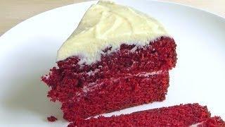 getlinkyoutube.com-Perfect Red Velvet Cake recipe How to make