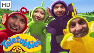 getlinkyoutube.com-Teletubbies: You can be a Teletubby with TeletubME!
