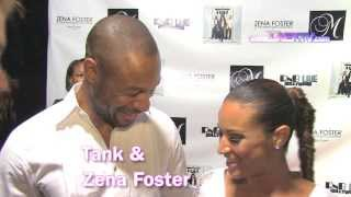 Exclusive Interview with Tank & Zena Foster