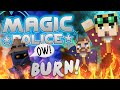 Minecraft Magic Police #74 - Burn The Witch Yogscast Complete Mod Pack