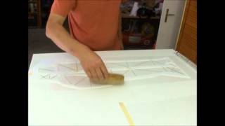2013 how to perfectly apply mylar on F3P model   you toube