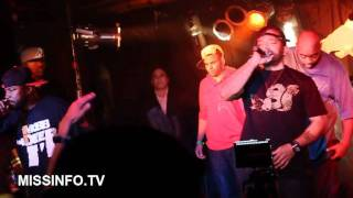 Mobb Deep & Lloyd Banks live @ Five Out Of Five Tour
