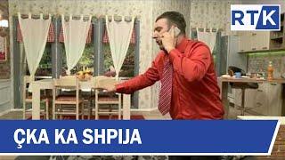 Çka Ka Shpija - Episodi 6 - Sezoni II width=