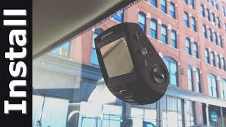 Rexing v1 - Dash Cam Full Installation