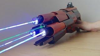 "getlinkyoutube.com-Custom Build: Colin's Alien burning "" Laser Shotgun """