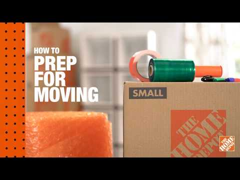 A video with tips on preparing for a move.
