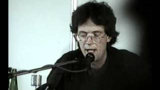 "getlinkyoutube.com-""A Policeman with a new piece of technology"" - William Gibson at ARS ELECTRONICA FESTIVAL 1990, Linz"