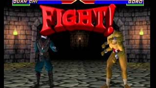 getlinkyoutube.com-Mortal Kombat 4 Quan Chi Playthrough