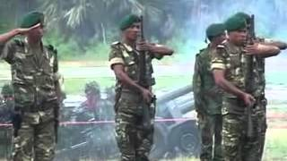 getlinkyoutube.com-PASUKAN TNI DAN PASUKAN TIMOR LESTE FALINTIL-FDTL DALAM UPACARA PENYAMBUTAN