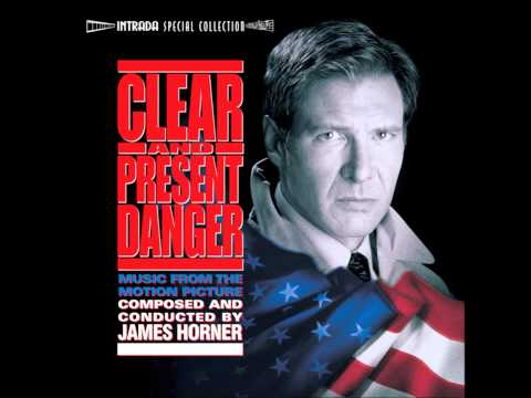 Clear And Present Danger - Woodroom/Finale (James Horner)
