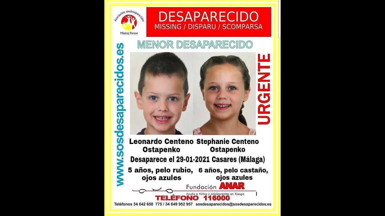 Desaparecidos desde enero dos menores en Casares
