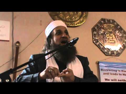 PIR FAZEEL AYYAZ QASMI WALIEY MOHRA SHARIF( oldham uk friday speech 002 )