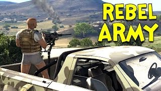 getlinkyoutube.com-REBEL ARMY! - Arma 3: Altis Life - Ep.2