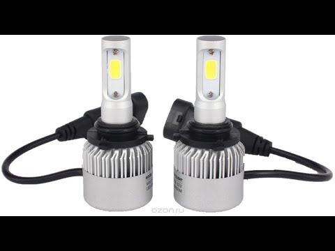 Можно ставить лед лампы на ближний свет? Заказал светодиоды.