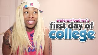 getlinkyoutube.com-92. Watermelondrea's First Day Of College