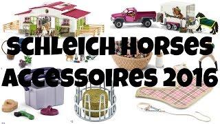 ALL HORSE ACCESSOIRES 2016 SCHLEICH | horzielover